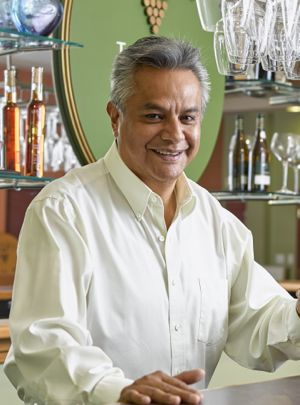 Juan Nunez-Sanchez, Estate Sommelier
