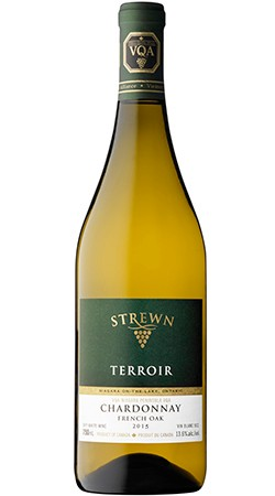 2015 Terroir Chardonnay French Oak