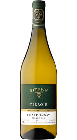 2014 Terroir Chardonnay French Oak