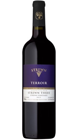 2015 Terroir Strewn Three