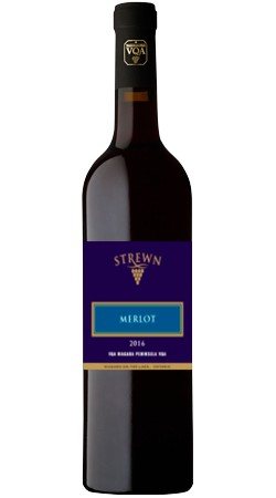 2016 Premium Merlot Cork Closure